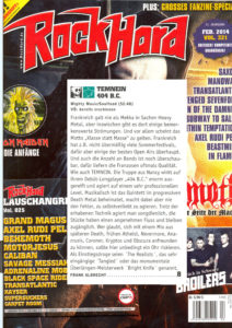 TEMNEIN (review) Rock Hard DE (feb 14)